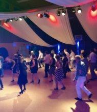 Toggenburger-Tanznacht Die Besucher lassen sich mitreissen