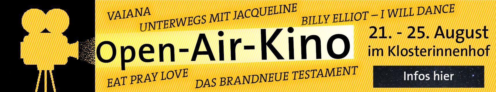 Open-Air-Kino 2018