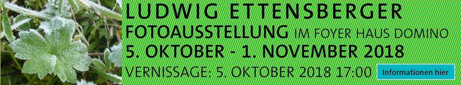 Fotoausstellung Ludwig Ettensberger