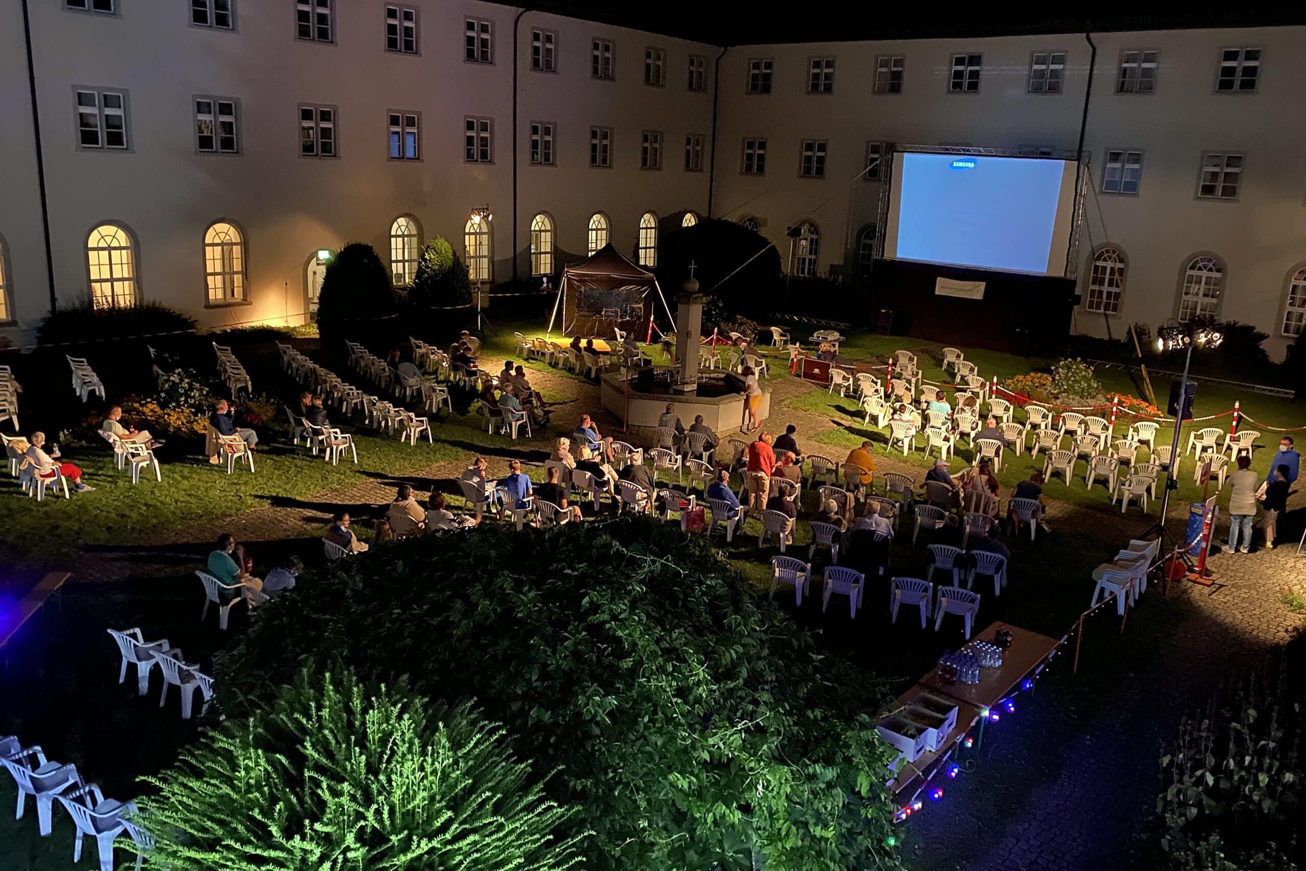 Open Air Kino Hamburg Schanzenpark